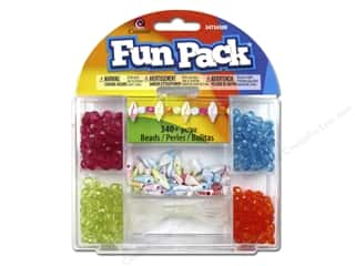Cousin Corporation of America Kids Crafts: Cousin Fun Pack Kit Bead Shell Mix