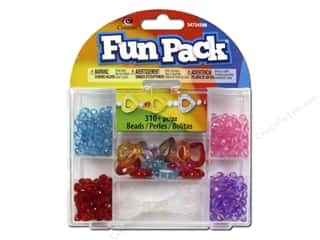 Weekly Specials Beading: Cousin Fun Pack Kit Bead Heart Mix