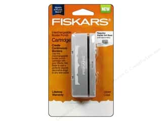 Fiskars: Fiskars Interchangeable Border Punch Upper Crest