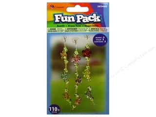 Cousin Fun Pack Kit Bead Suncatcher Flower/Star