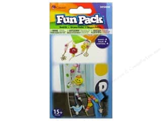 Bookmarks: Cousin Fun Pack Kit Bead Bookmark Flower
