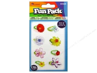Cousin Fun Pack Kit Bead Stretch Ring