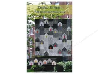Esch House Quilts Home Decor Patterns: Esch House Quilts Third Street Neighborhood Pattern