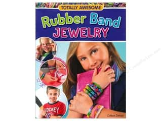 Design Originals Children: Design Originals Rubber Band Jewelry Book by Colleen Dorsey
