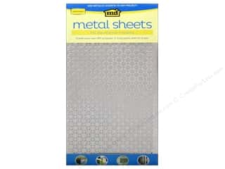 "Metal Sheets: MD Metal Sheets 12""x 24"" Aluminum Union Jack"