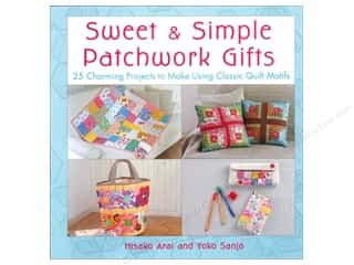 Saman: Sweet & Simple Patchwork Gifts Book