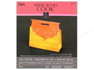 Sizzix Bigz Die Bag Topper by Where Women Cook