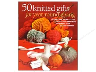 50 Knitted Gifts Year Round Giving Book