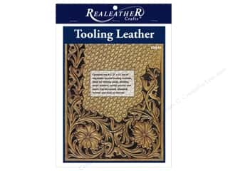 Silver Creek Tooling Leather 8 1/2 x 11 in. Mid Weight