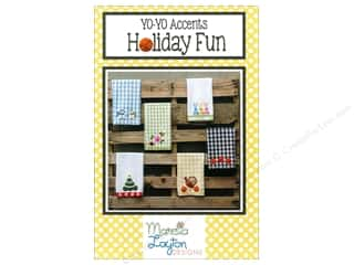 Stitchery, Embroidery, Cross Stitch & Needlepoint Holiday Gift Ideas Sale: Marcia Layton Designs Holiday Fun Pattern