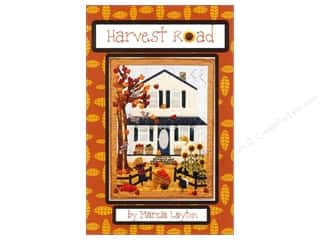 Fall / Thanksgiving Books & Patterns: Marcia Layton Designs Harvest Road Pattern