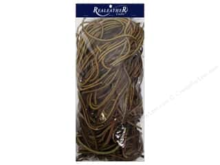 Leather Supplies: Silver Creek Latigo Lace Remnants 1 lb.