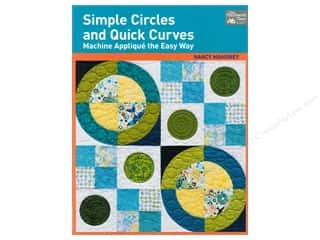 Weekly Specials ArtBin Quick View Carrying Case: Simple Circles And Quick Curves Book