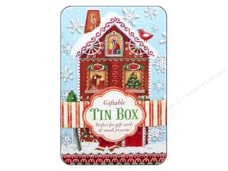 Punch Studio Gift Card Holder Gingerbread House