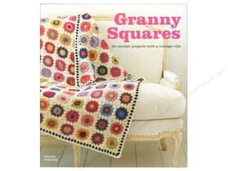 Guild of Master Craftsman Publications Ltd. Clearance Books: Guild of Master Craftsman Granny Squares Book by Susan Pinner