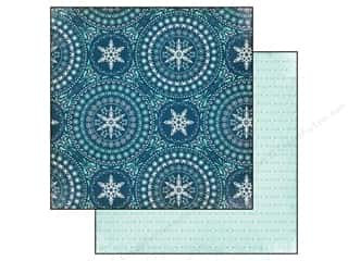 Clearance Blumenthal Favorite Findings: Echo Park 12 x 12 in. Paper Keepin' Cozy Snowy Day (25 piece)