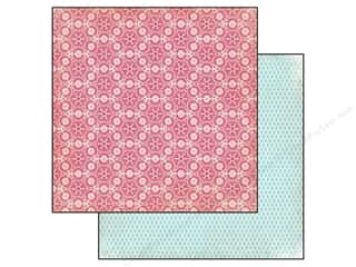 Clearance Blumenthal Favorite Findings: Echo Park 12 x 12 in. Paper Keepin' Cozy Keeping Cool (25 piece)