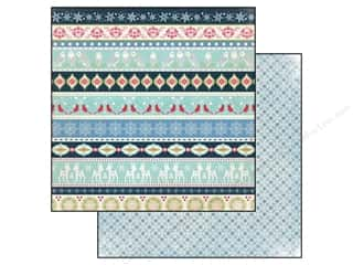 Echo Park 12 x 12 in. Paper Keepin' Cozy Border Strips (25 piece)