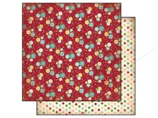 Carta Bella 12 x 12 in. Paper Kitchen Floral (25 piece)