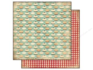 Carta Bella Paper 12x12 Homemade Love Pie (25 piece)