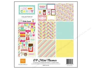 Echo Park 12 x 12 in. I Love Candy Collection Kit