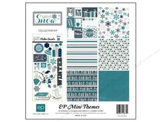 Echo Park Collection Kit 12x12 Let It Snow