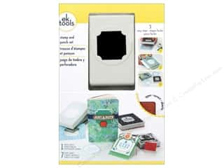EK Paper Punch & Stamp Set Just For You