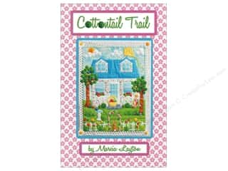 Ribbons Spring: Marcia Layton Designs Cottontail Trail Pattern