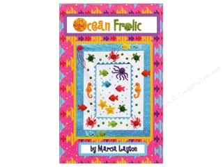 Glitz Design Beach & Nautical: Marcia Layton Designs Ocean Frolic Pattern