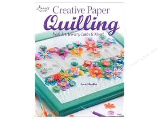 Annies Attic Paper Craft Books: Annie's Creative Paper Quilling Book