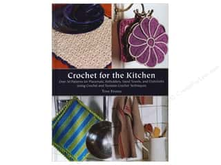 tunisian: Crochet For The Kitchen Book