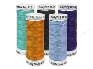 sulky cotton serger: Sulky Cotton Thread Petites 12wt 50yd