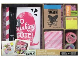 K & Company Scrapbook / Photo Albums: K&Company Smash Journal Gift Set Cutesy