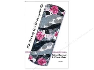EZ Breezy Table Runner & Place Mats Pattern
