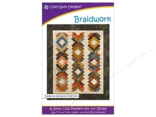 Cozy Quilt Designs Quilt Books: Cozy Quilt Designs Braidwork Pattern