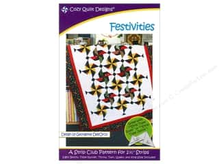 Cozy Quilt Designs Clearance Books: Cozy Quilt Designs Festivities Pattern