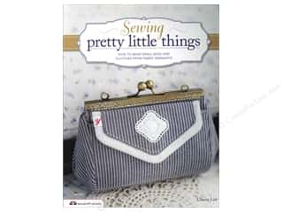 Potter Publishing Purses, Totes & Organizers Books: Design Originals Sewing Pretty Little Things Book