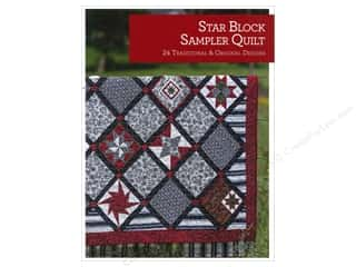 Design Originals Stars: David & Charles Star Block Sampler Quilt Book