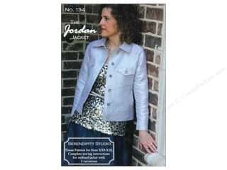 Serendipity Studio Clearance Patterns: Serendipity Studio The Jordan Jacket Pattern