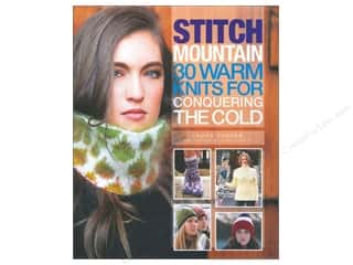 knitting books: Stitch Mountain 30 Warm Knits Book