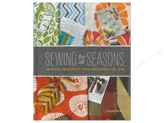 Crafting Kits Chronicle Books: Chronicle Sewing For All Seasons Book by Susan Beal