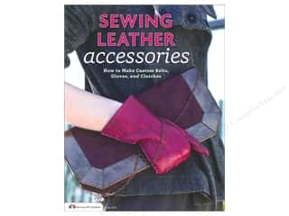 Wearables: Sewing Leather Accessories Book