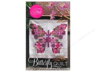 Insects Hot: Tula Pink The Butterfly Quilt Pattern