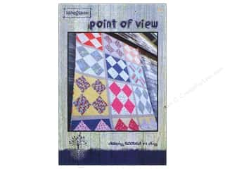 Villa Rosa Designs Jelly Roll Patterns: Villa Rosa Designs Homegrown Point Of View Pattern
