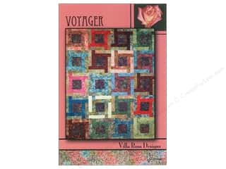 Villa Rosa Designs Jelly Roll Patterns: Villa Rosa Designs Voyager Pattern
