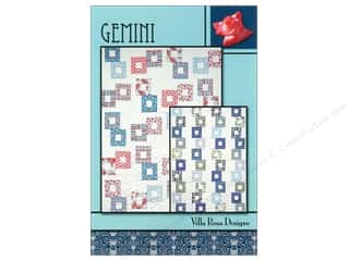 Villa Rosa Designs Layer Cake Patterns: Villa Rosa Designs Gemini Pattern