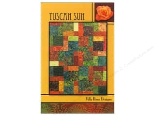 Brookshier Design Studio Charm Pack Patterns: Villa Rosa Designs Tuscan Sun Pattern