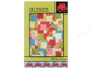 Villa Rosa Designs Jelly Roll Patterns: Villa Rosa Designs Oklahoma Pattern