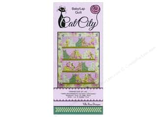 Pets Books & Patterns: Villa Rosa Designs Tall Cards Cat City Pattern