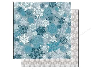 Bo Bunny 12 x 12 in. Paper Woodland Winter Blizzard (25 piece)